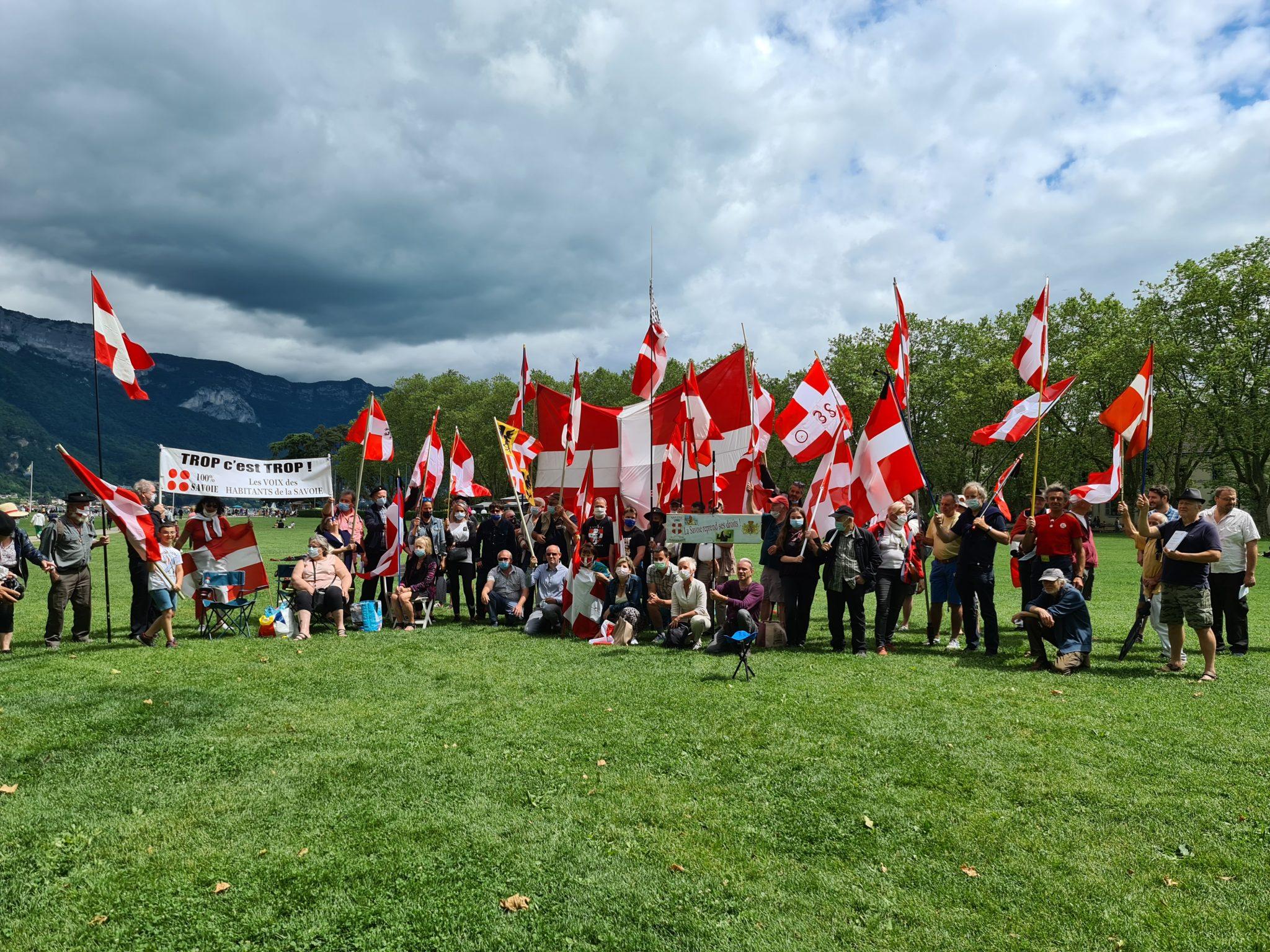 Fête du drapeau de la Savoie